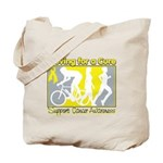 Bladder Cancer Moving Cure Tote Bag