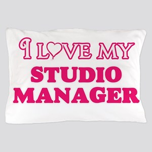 I love my Studio Manager Pillow Case