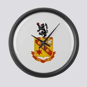 Army Large Wall Clock