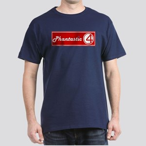 Phantastic Phour Halladay Phillies Dark T-Shirt