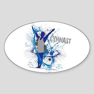 Male_Gymnast Sticker