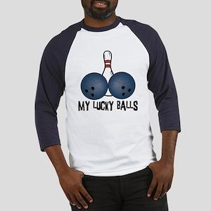 My Lucky Balls Baseball Jersey