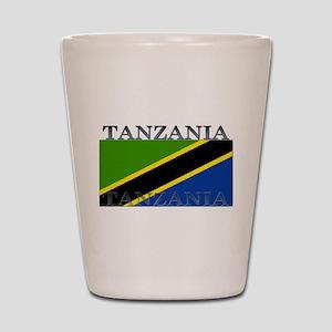 Tanzania Shot Glass