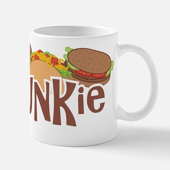Fast Food Junkie Mug