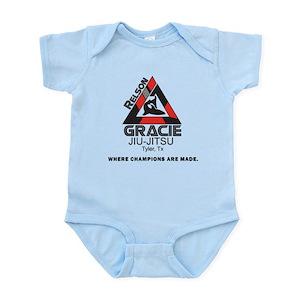 0b0b7df20 Gracie Jiu Jitsu Baby Clothes ✓ Bahuma Sticker