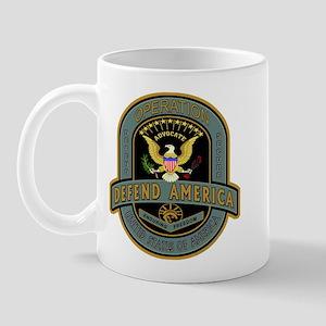 Operation Defend America Mug