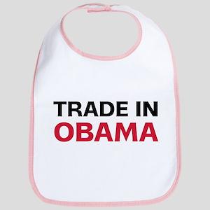 Trade In Obama 2012 Bib
