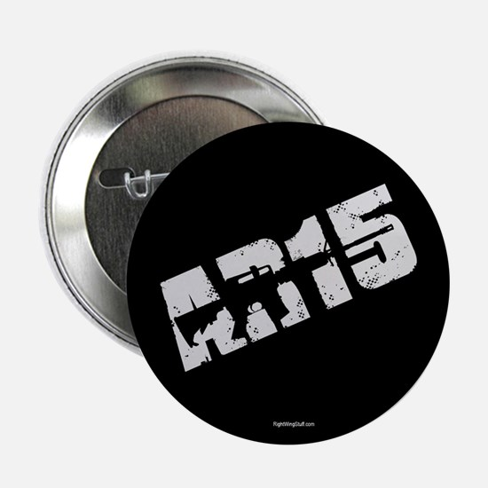 """AR-15 (2) 2.25"""" Button (10 pack)"""