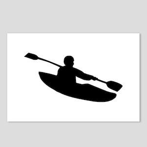Kayak Postcards (Package of 8)
