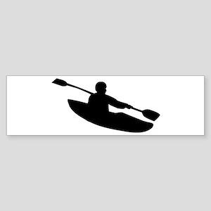 Kayak Sticker (Bumper)
