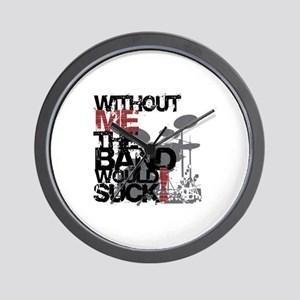 With out me --- Wall Clock