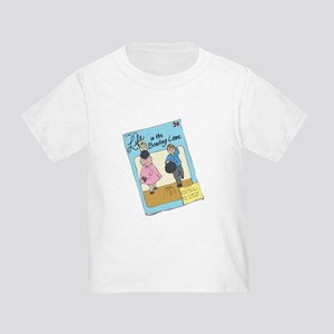Retro Bowling Toddler T-Shirt