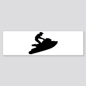 Jet ski Sticker (Bumper)