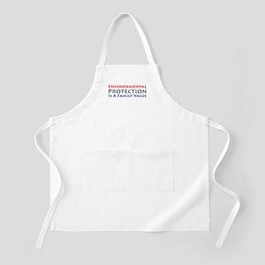 Environmental Protection BBQ Apron