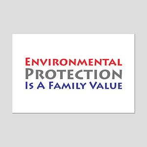 Environmental Protection Mini Poster Print