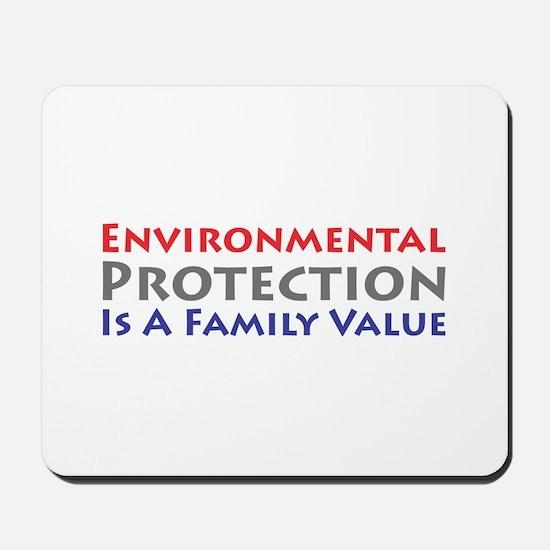 Environmental Protection Mousepad