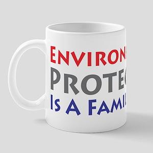 Environmental Protection Mug