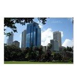 Australia buildings Postcards (Package of 8)
