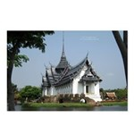 Temple of Thailand Postcards (Package of 8)