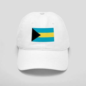 Bahamian Flag Cap