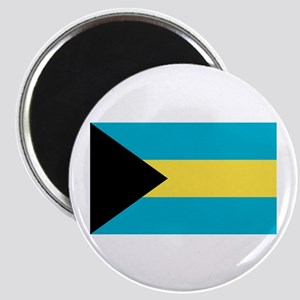 Bahamian Flag Magnet