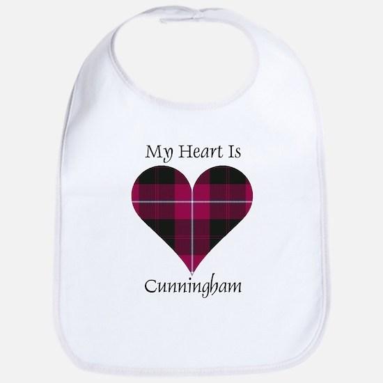 Heart - Cunningham Bib