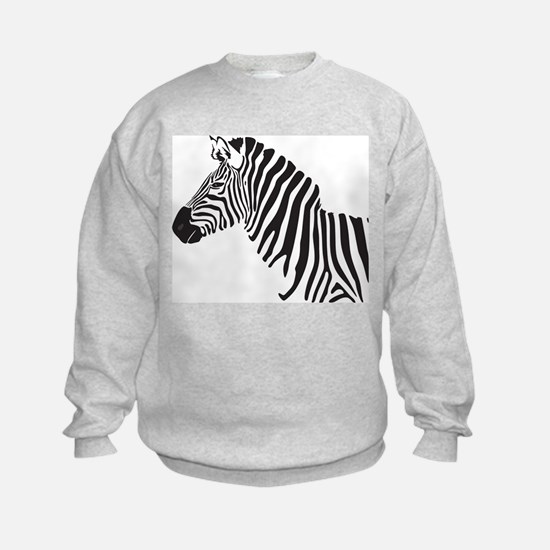 Zebra Jumper Sweater