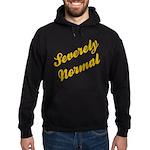 Severely Normal Hoodie (dark)