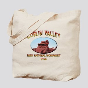 Goblin Valley Utah Tote Bag