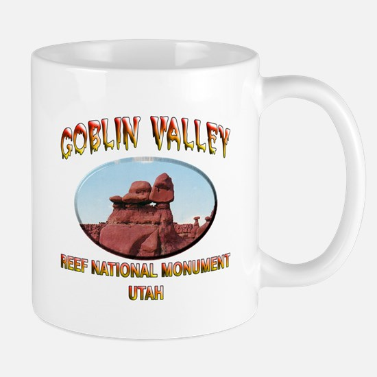 Goblin Valley Utah Mug