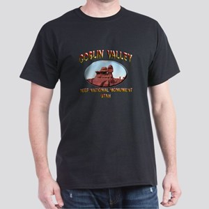 Goblin Valley Utah Dark T-Shirt