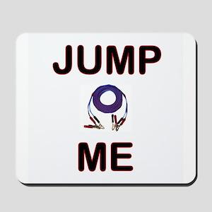 "Carchick's ""Jump Me"" Mousepad"