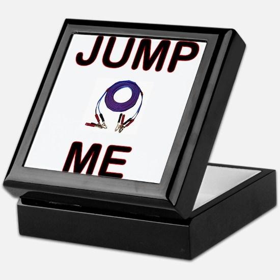 "Carchick's ""Jump Me"" Keepsake Box"