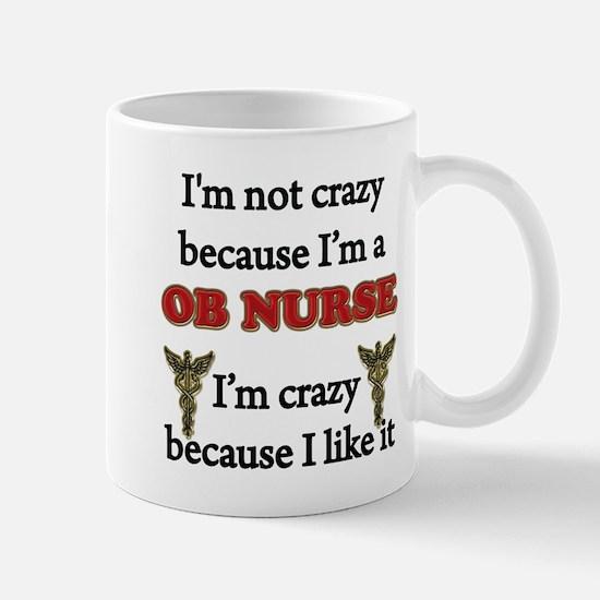 Cute Ob nurse Mug