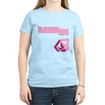 Hansennettes Crest Women's Light T-Shirt