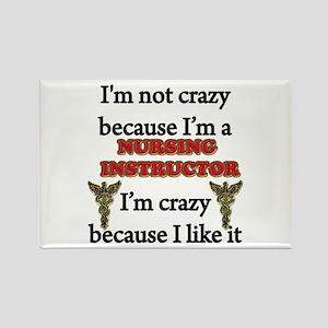 Im Not Crazy - Nurse INST. Magnets