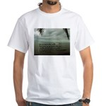 back to the sea White T-Shirt