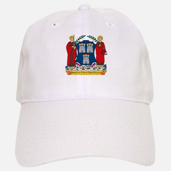 Dublin Coat of Arms Baseball Baseball Cap