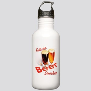 Future Beer Drinker Stainless Water Bottle 1.0L