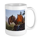 Summer Dragon Large Mug