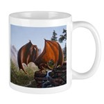 Summer Dragon Mug
