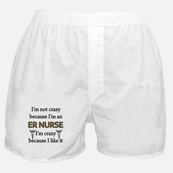 Cute Er nurse Boxer Shorts