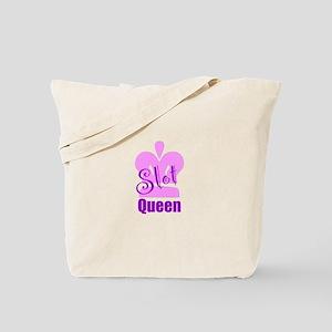 Slot Queen Tote Bag