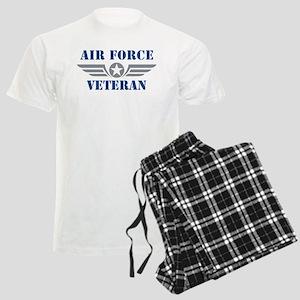 Air Force Veteran Men's Light Pajamas