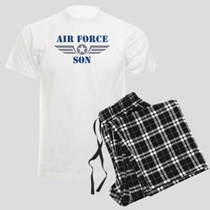 Air Force Son Men's Light Pajamas