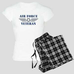 Air Force Veteran Women's Light Pajamas
