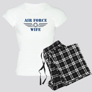 Air Force Wife Women's Light Pajamas
