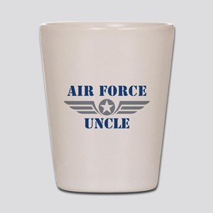 Air Force Uncle Shot Glass