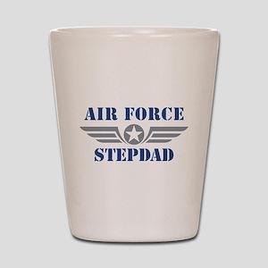 Air Force Stepdad Shot Glass