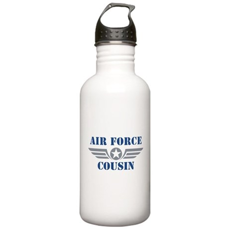 Air Force Cousin Stainless Water Bottle 1.0L